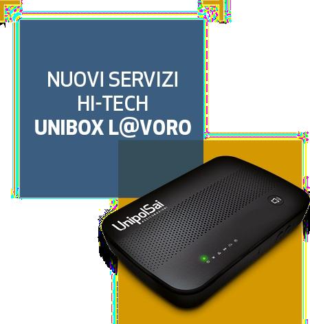 Unibox L@voro di UnipolSai Commercio & Servizi
